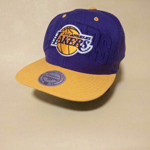 LA Lakers Cap - NEW - NBA, Nostalgia co.